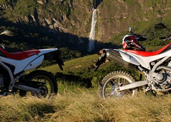 As melhores trilhas de moto no Brasil