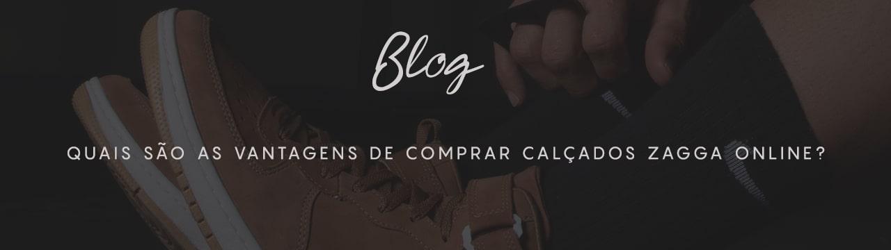 vantagens de comprar calçados zagga online