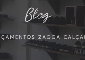 Lançamentos Zagga Calçados