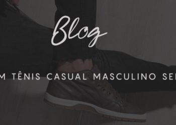 Como escolher um tênis casual masculino sem errar no look?